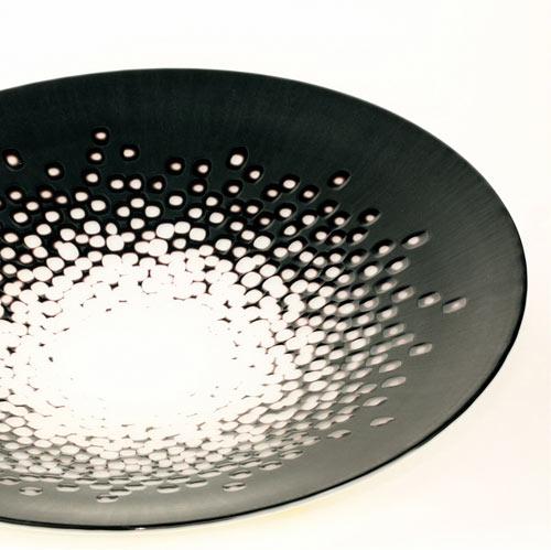 Handmade Glass Platters