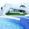 Casa Son Vida 1 in Spain by tecArchitecture and Marcel Wanders in main architecture  Category