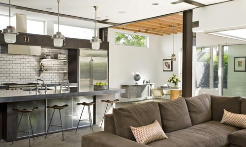 The Cooper Residence in California by Randy Weinstein Design in interior design architecture  Category