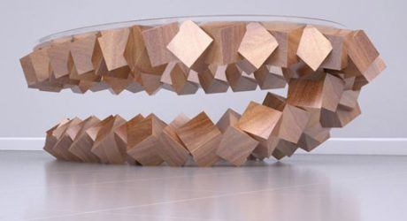 Corocotta Table by Jason Phillips