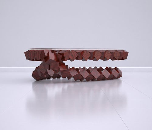 Corocotta Table by Jason Phillips in home furnishings  Category