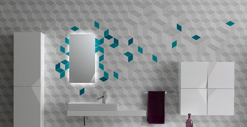 Cube and Dot Collection in interior design home furnishings  Category