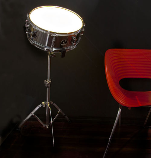 Drum Light by 326 in home furnishings  Category