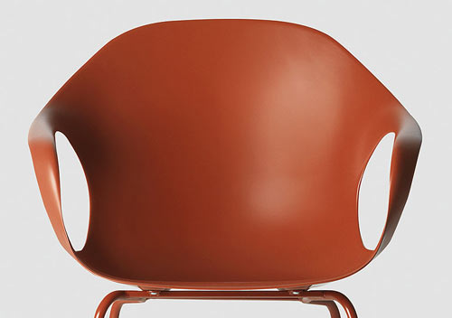 Elephant Chair by Neuland Industriedesign for Kristalia