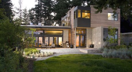 Ellis Residence in Washington by Coates Design