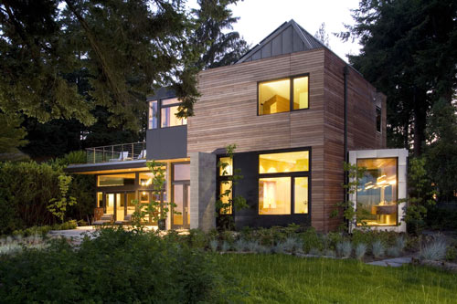 Ellis Residence in Washington by Coates Design in architecture  Category