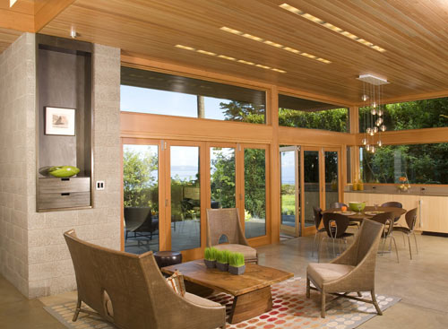 Ellis Residence in Washington by Coates Design in main architecture  Category