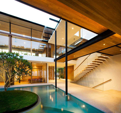 Fish House in Singapore by Guz Architects in architecture  Category