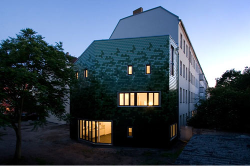 House in Germany by Brandt + Simon Architekten in main architecture  Category