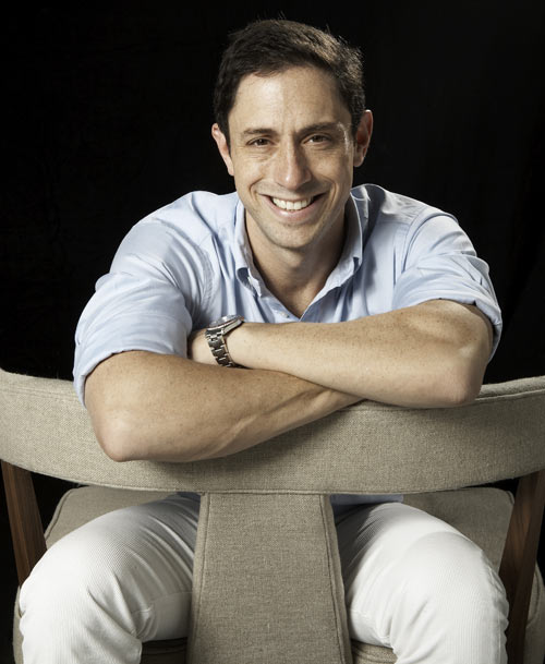 Friday Five with Jonathan Adler