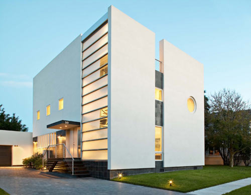 Kowalewski Residence in New York by Belmont Freeman Architects in main architecture  Category