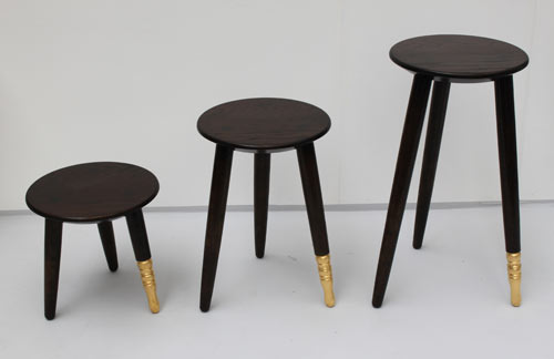Milk Stools by Ellen Thomas in main home furnishings  Category