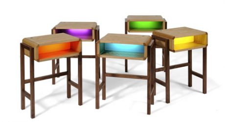 Night Light Table