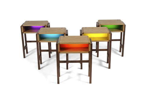 Night Light Table in main home furnishings  Category