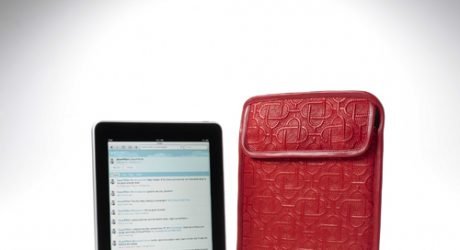 Oscar de le Renta Limited Edition iPad Clutch