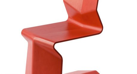 2010 Red Dot Winner: Orizuru Chair