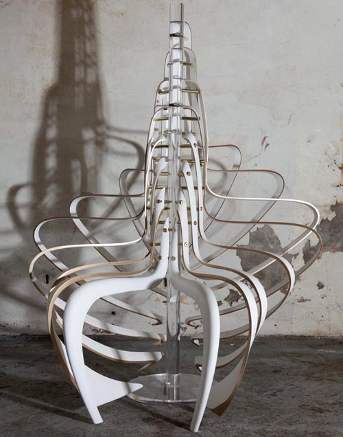 Panton Chair Anniversary Competition and Charity Auction in main home furnishings  Category
