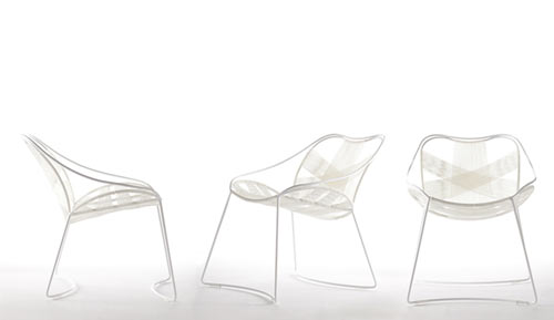 Papillon Chair by Megan Vaeth