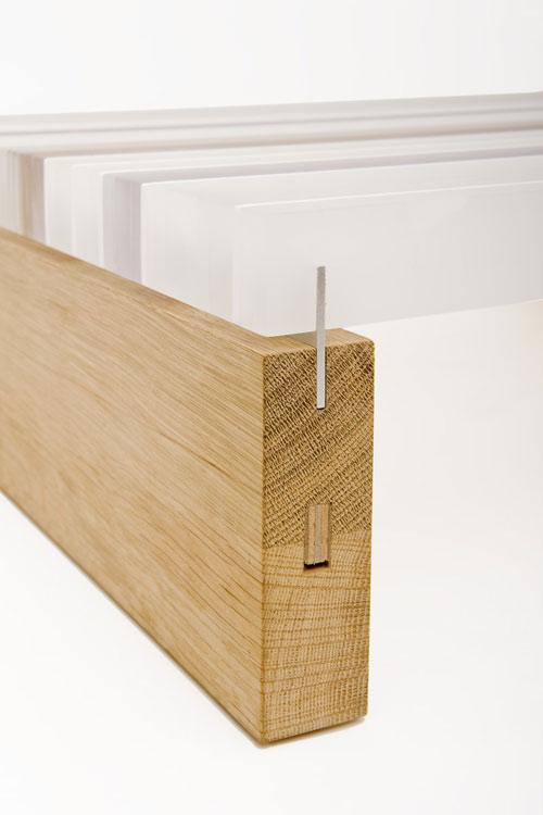 PLET Table by Reinier de Jong in main home furnishings  Category