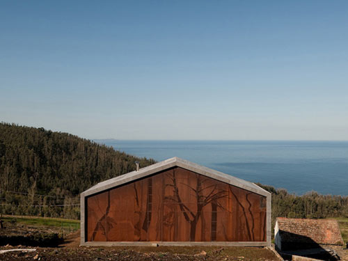 Prefabricated Home in Spain by MYCC in architecture  Category