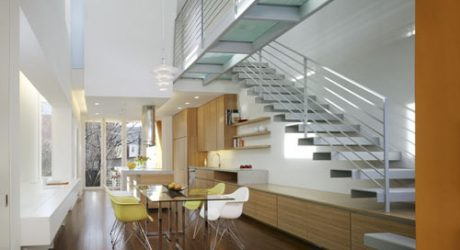 The Rincon Bates House in Washington DC by Studio27 Architecture