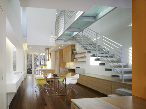 The Rincon Bates House in Washington DC by Studio27 Architecture