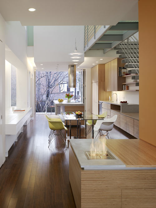 The Rincon Bates House in Washington DC by Studio27 Architecture in main architecture  Category