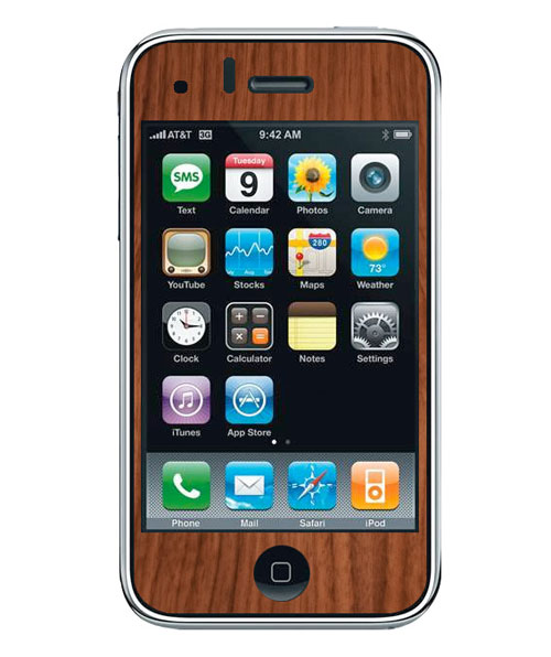 Recover Wood Apple Product Decals in technology style fashion main  Category