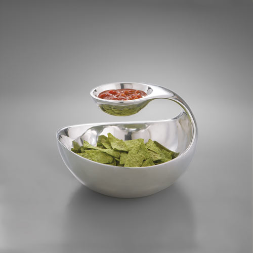Scoop Chip and Dip Server