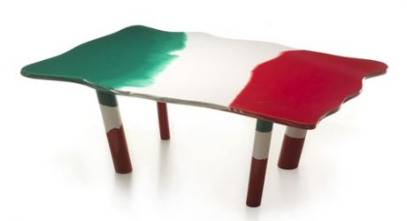 Gaetano Pesce and Cassina Celebrate Italy with Sessantuna