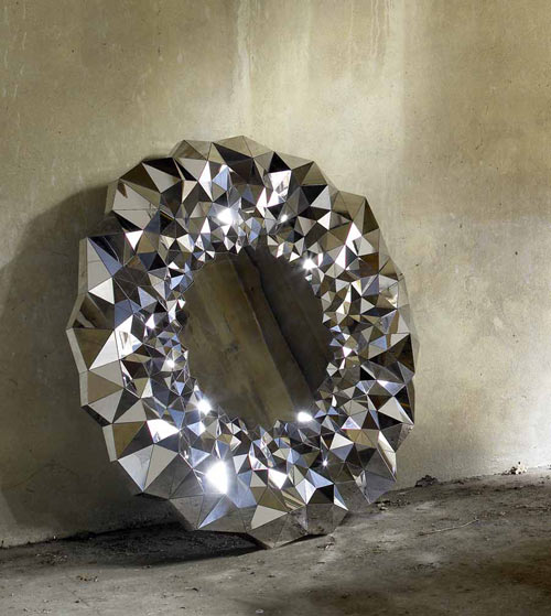 Stellar Mirror by Jake Phipps in home furnishings  Category