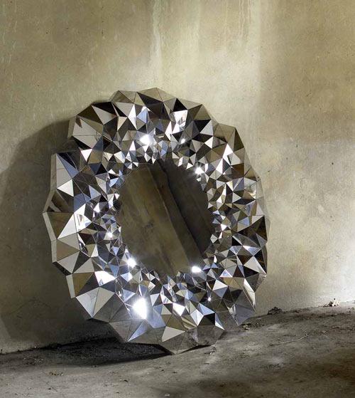 Stellar Mirror by Jake Phipps. Stellar Mirror by Jake Phipps   Design Milk