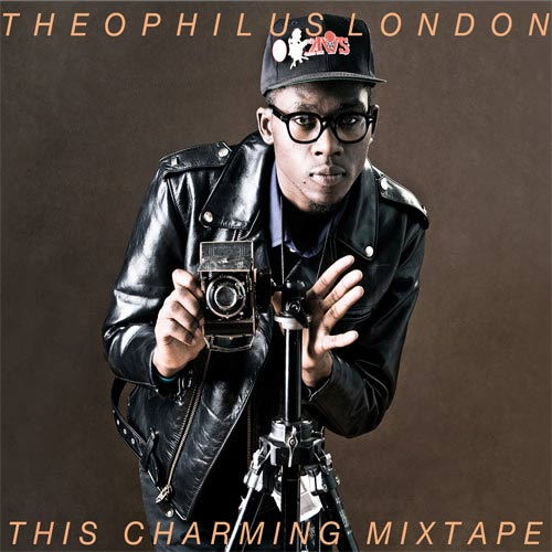 The Beat Boxed: Theophilus London in interior design  Category