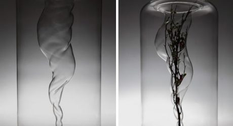 Tourbillon Vase by A+A Cooren