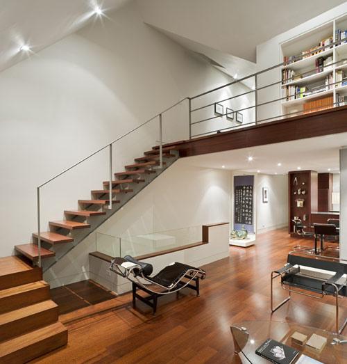 Walmer Loft in Canada by Dubbeldam Design Architects