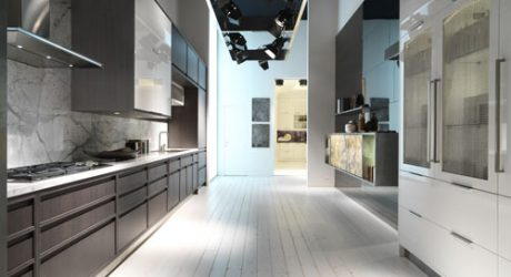 Aster Cucine Collaborates with workshop/apd