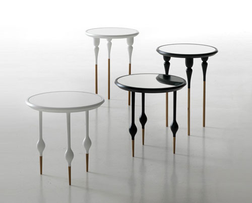 Philippe I Tables by Sam Baron