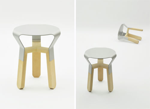 AVÔ Stool and Welcome to the Jungle by Rui Alves in main home furnishings  Category