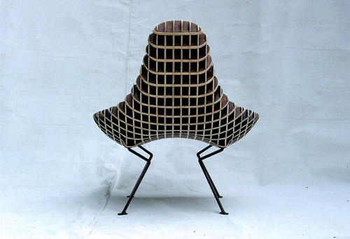 Marvelous Ryan Dartu0027s Newest Chair, Bantam, Reminds Me Of An Alien. Share ... Pictures Gallery