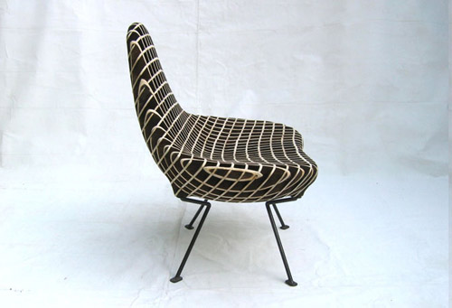 Great Ryan Dartu0027s Newest Chair, Bantam, Reminds Me Of An Alien. Share ... Photo Gallery
