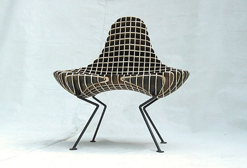 High Quality Ryan Dartu0027s Newest Chair, Bantam, Reminds Me Of An Alien. Share ... Great Pictures