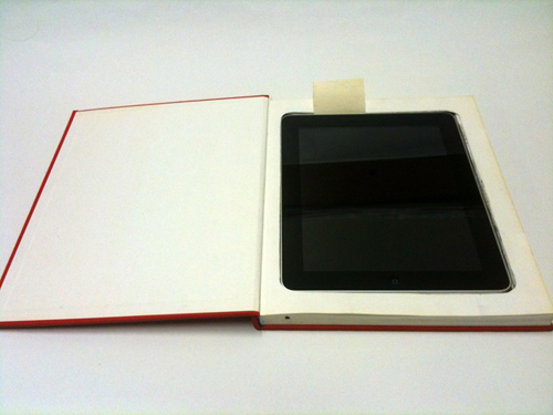 Ipad Book Cover Diy : Roundup ipad book cases design milk