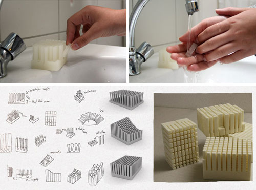Breaksoap by Dave Hakkens in technology main home furnishings  Category