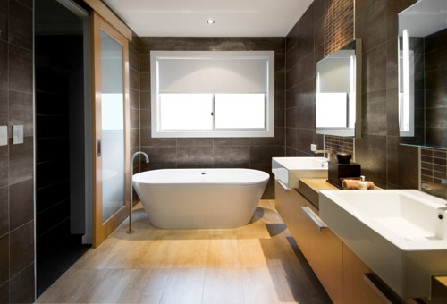 Bathroom Makeovers and Remodeling Ideas - MyHomeIdeas.com