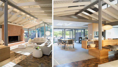 Canon Residence in California by Space International in main home furnishings  Category