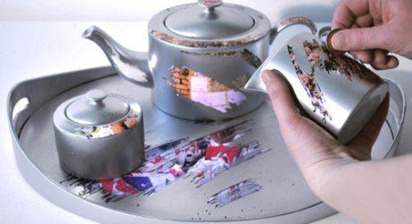 Cuppa Luck Tea Set by Jo Westrop