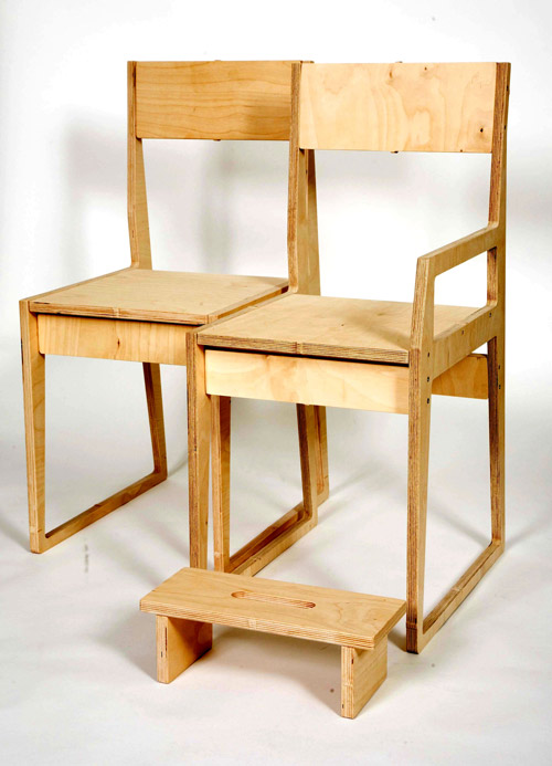 ChairKIT  by Dan Civico in main home furnishings  Category