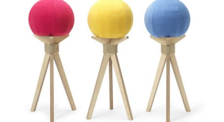Dandelion Stool by DesignK