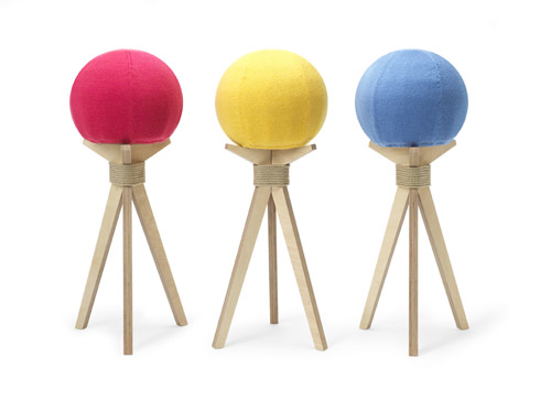 Dandelion Stool by DesignK in home furnishings  Category