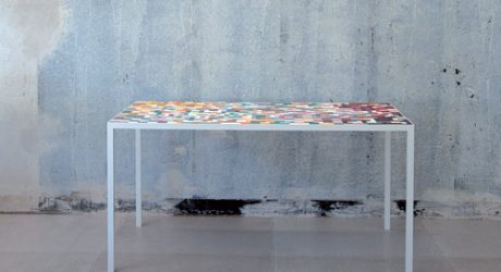 Dominos Table by Thomas Pausz